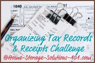 Tax Organizer System