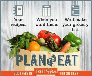 Online Meal Planner
