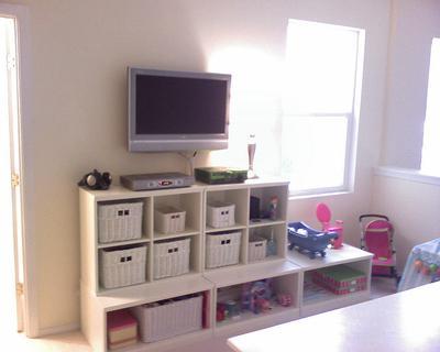 Kids Playroom Storage Amp Organization Ideas