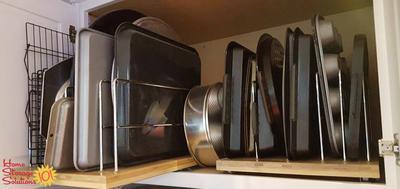 Bakeware Organizer Amp Storage Ideas