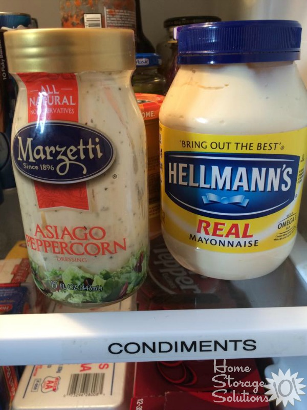 Image result for mayonnaise in fridge