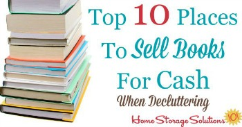 top 10 places to sell books for cash