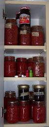 Canned goods storage