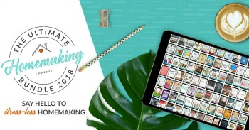 2018 Ultimate Homemaking Bundle