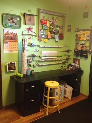 Gift Wrap Organization Ideas Hall Of Fame