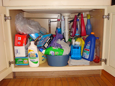 Under Kitchen Sink Cabinet under kitchen sink cabinet organization: ideas you can use