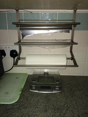 aluminum foil plastic bags kitchen wrap storage organization ideas rh home storage solutions 101 com