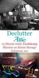 Attic Clutter