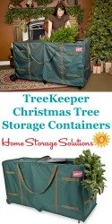Christmas Tree Storage Containers Duffels
