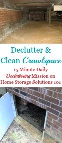 Clean Your Crawlspace