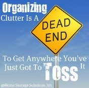 Is Clutter Organization Possible?