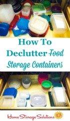 Ideas To Organize Junk Drawer