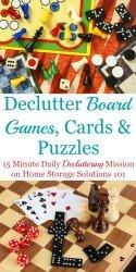 Declutter Games