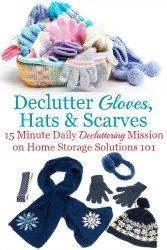 Declutter Your Wardrobe Of Gloves