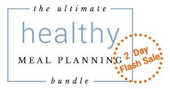 Ultimate Healthy Meal Planning Bundle