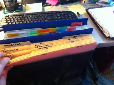 Month Folders