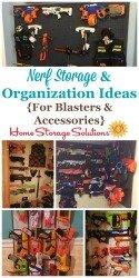 Nerf Storage