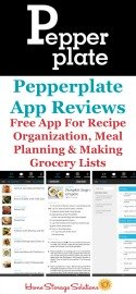 PepperPlate App Review
