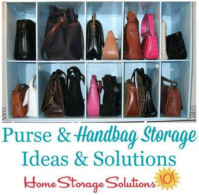 Home Storage Solutions 101