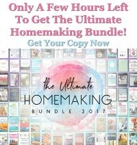 FAQ About The Ultimate Homemaking Bundle