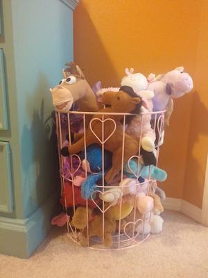 Storage For Stuffed Animals Ideas That Work