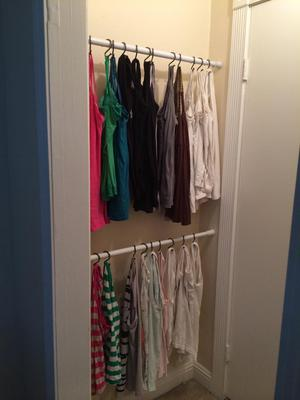 How To Organize Tank Tops Amp Camis